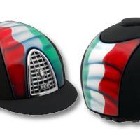 PERSONALISIERUNG KEP ITALIA: AIRBRUSH AUF ZWEI SEITEN
