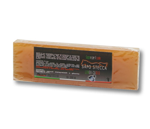 LEDERSEIFE IN STANGENFORM ARCAFARM SAPO STECCA zu 250 g