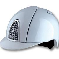 HELM KEP ITALIA modell CROMO S WEIβ