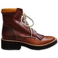 WESTERN STIEFEL BARKLEY LACER BOOTS