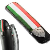RIEMEN FÜR STIEFEL TATTINI MIT ITALIENISCHER FLAGGE