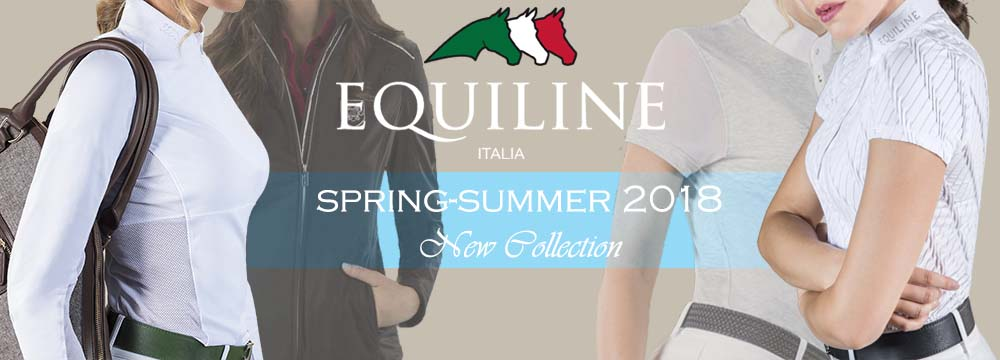 Equiline Neu Kollektion Frühjahr/Sommer 2018