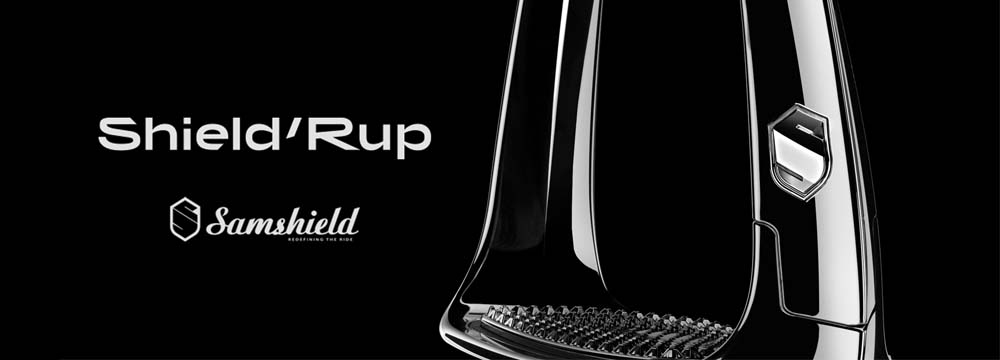 Entdecke die neuen Shield'Rup Steigbügel by Samshield!