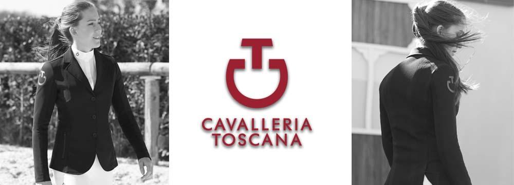 Neue Cavalleria Toscana R-Evolution Wettkampfjacke