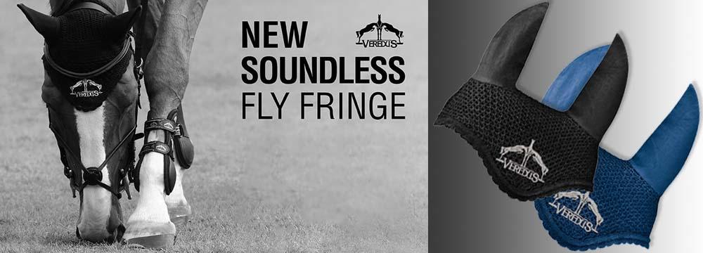 Neue Schalldichte Fliegenmaske Veredus: entdecke es jetzt!