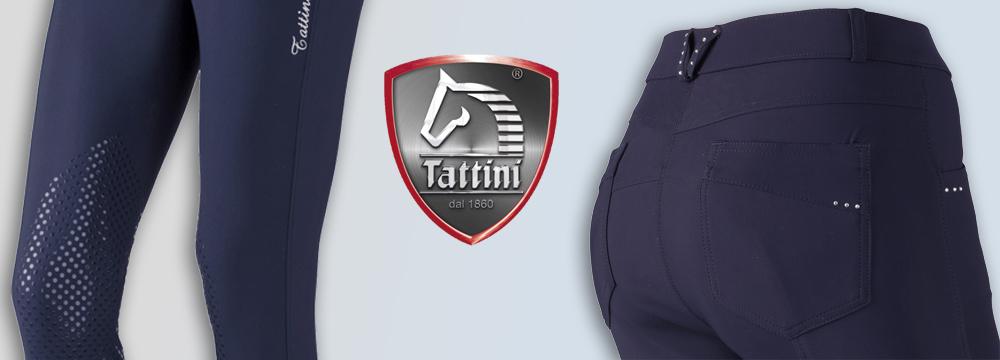 Neue Technische Reithosen von Tattini: Was ist Ihre Lieblingsfarbe?