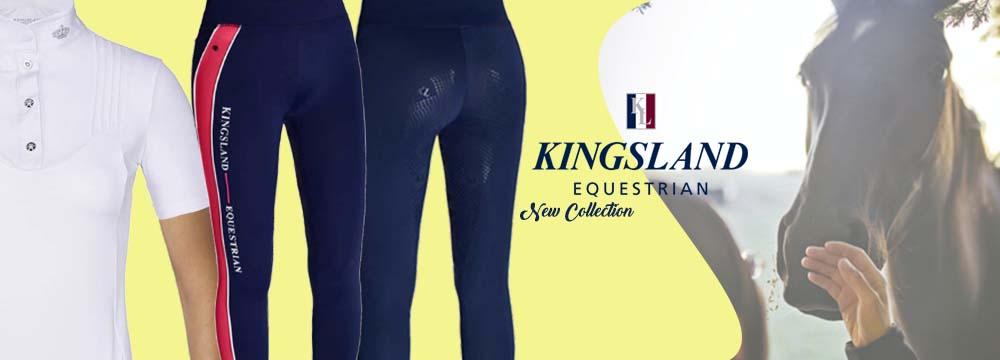 Neue Kingsland Kollektion: Innovation und hohe Qualität!