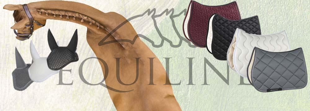 Finden Sie die neuen Equiline Artikel für Ihr Pferd!