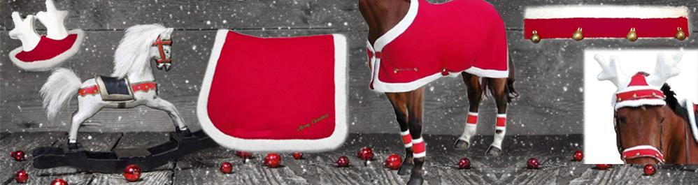 Weihnachten Zubehör für Ihr Pferd!