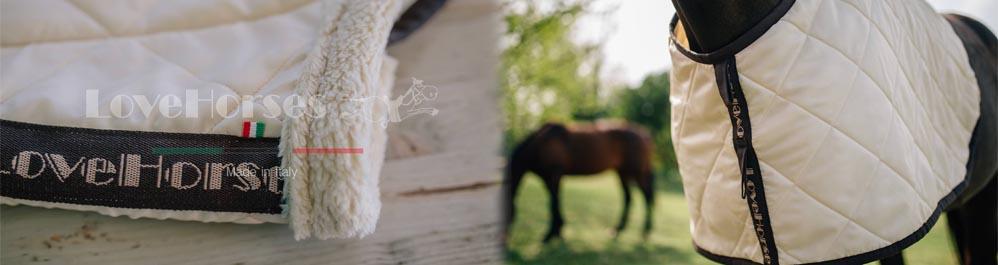 Schulterschutz bio keramik Lovehorses Magic