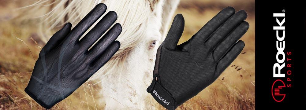 New Handschuhe Roeckl Sommer Laila