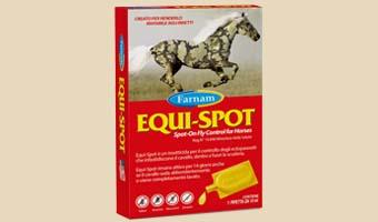 Equi-Spot Farnam Abweisend