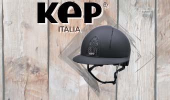 Kep Italia Helm mit Polo Visier!